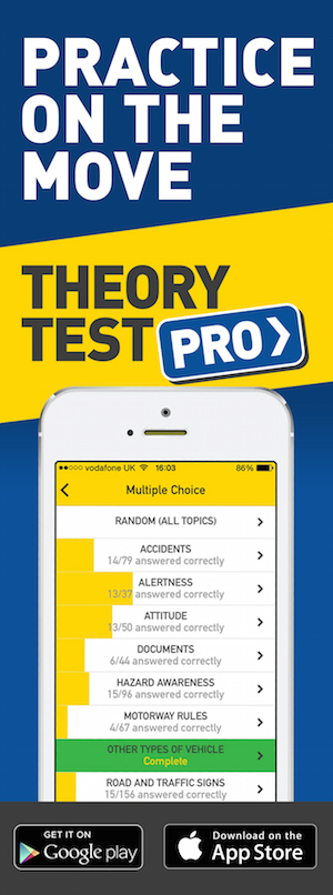 Theory Test Pro in partnership with MPL Driving School - Peterborough